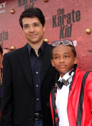 2010 Premiere Of The Karate Kid