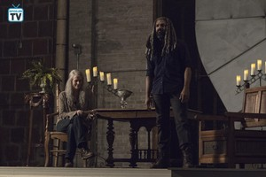 9x13 ~ Chokepoint ~ Carol and Ezekiel
