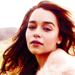 Emilia Clarke Icon - emilia-clarke icon