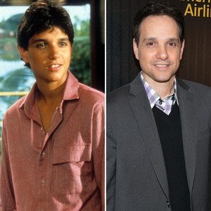 Ralph Macchio Then And Now
