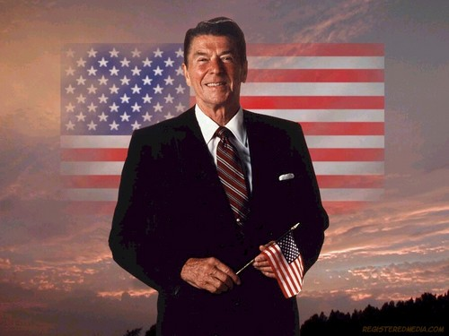 The Presidents of The United States Обои entitled Ronald Reagan