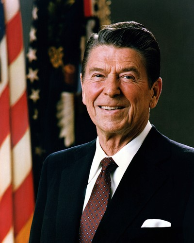 U.S. Republican Party پیپر وال called Ronald Reagan