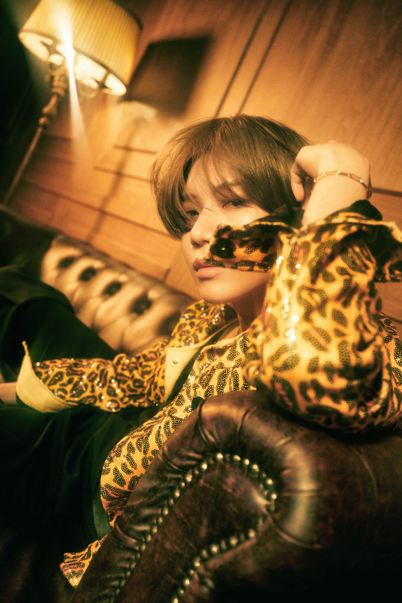 TAEMIN for The 2nd Mini Album WANT - Lee Taemin Photo