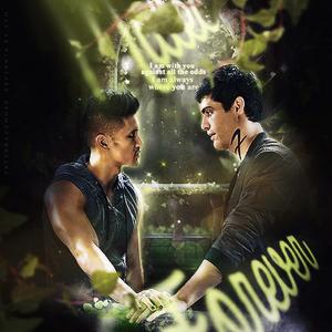 Alec/Magnus Fanart