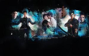 Alec/Magnus fondo de pantalla