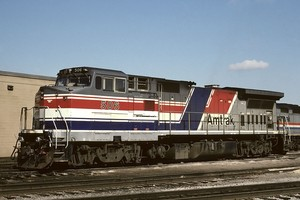 Amtrak Dash-8