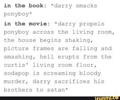 Book Vs. Movie (: