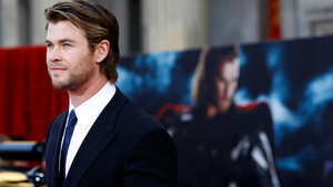 Chris Hemsworth fond d'écran