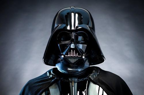 Canada24's club.. karatasi la kupamba ukuta titled Darth Vader