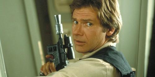 Canada24's club.. karatasi la kupamba ukuta entitled Han Solo