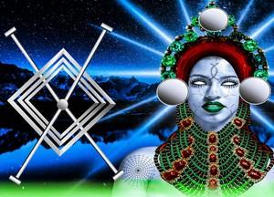 IGBO EARTH MOTHER AFRICAN GODDESS ALA ANA ANI ENA KOMOSU NWANYI MARA MMA OMA SIRIUS UGO ART 6