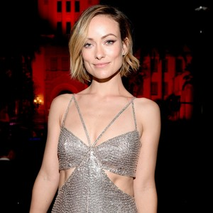 Olivia Wilde ~ 2018 Vanity Fair Oscar Party