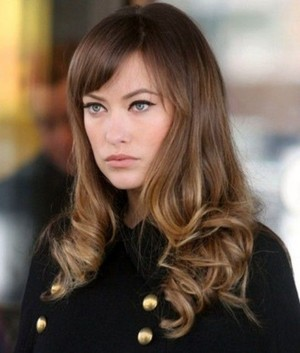 Olivia Wilde on the set of 'The Longest Week'
