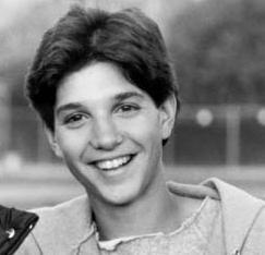 Ralph Macchio as 'Daniel'