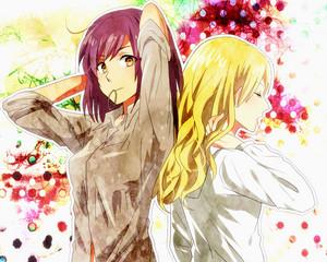 Sasha and Annie // Attack on Titan