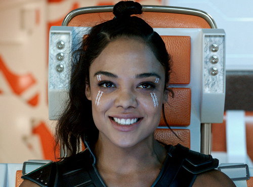 Thor: Ragnarok fond d'écran entitled Tessa Thompson as Valkyrie in Thor Ragnarok (2017)