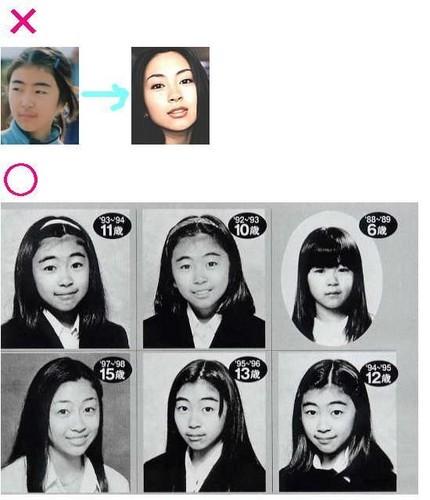 Utada Hikaru wallpaper titled Utada's School fotografias