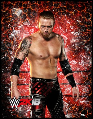 WWE 2K16 ~ Heath Slater