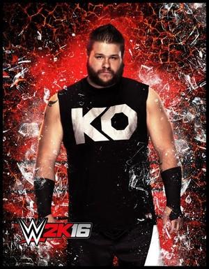 WWE 2K16 ~ Kevin Owens