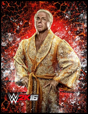 WWE 2K16 ~ Ric Flair