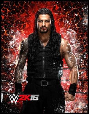 WWE 2K16 ~ Roman Reigns
