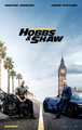 Fast & Furious Presents: Hobbs & Shaw - Poster - fast-and-furious photo