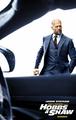 Fast & Furious Presents: Hobbs & Shaw - Poster -  Jason Statham as Deckard Shaw - fast-and-furious photo
