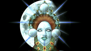AFRICAN Moon EARTH GODDESS ALA ANA SIRIUS UGO 0