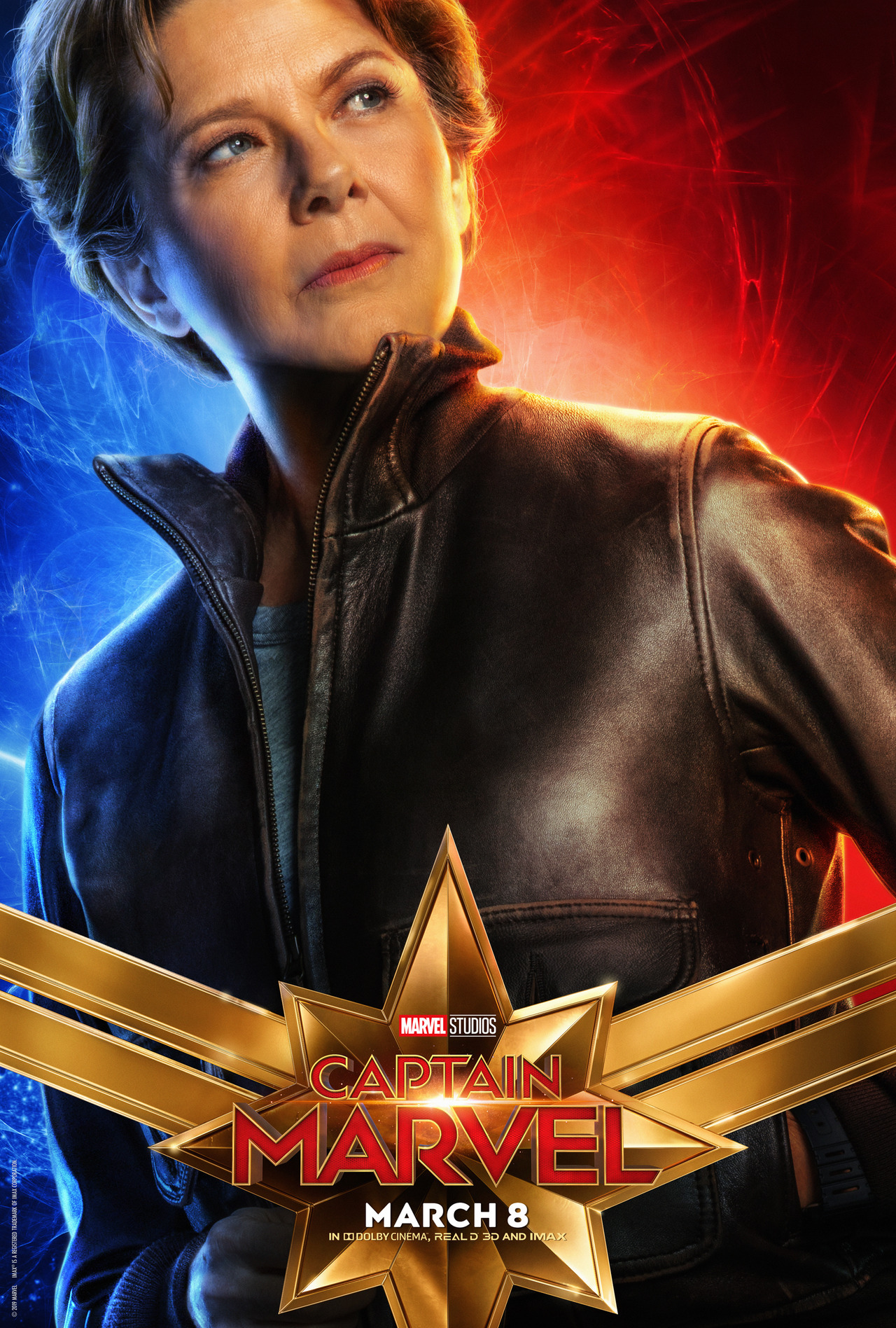 Marvel S Captain Marvel Images Captain Marvel 2019 Promo Posters
