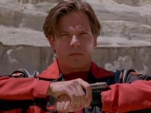 Carter Red Lightspeed Ranger 4
