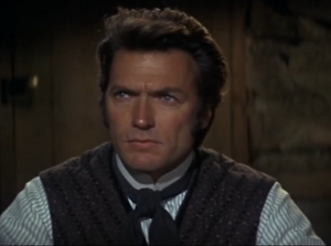 Clint Eastwood in Paint your wagon (1969)