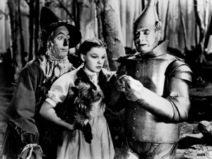 Dorothy Scarecrow Tinman and Toto