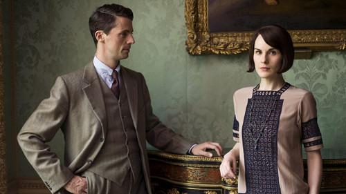 Downton Abbey Hintergrund entitled Downton Abbey