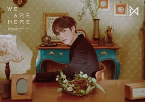 'WE ARE HERE' Concept photo #1