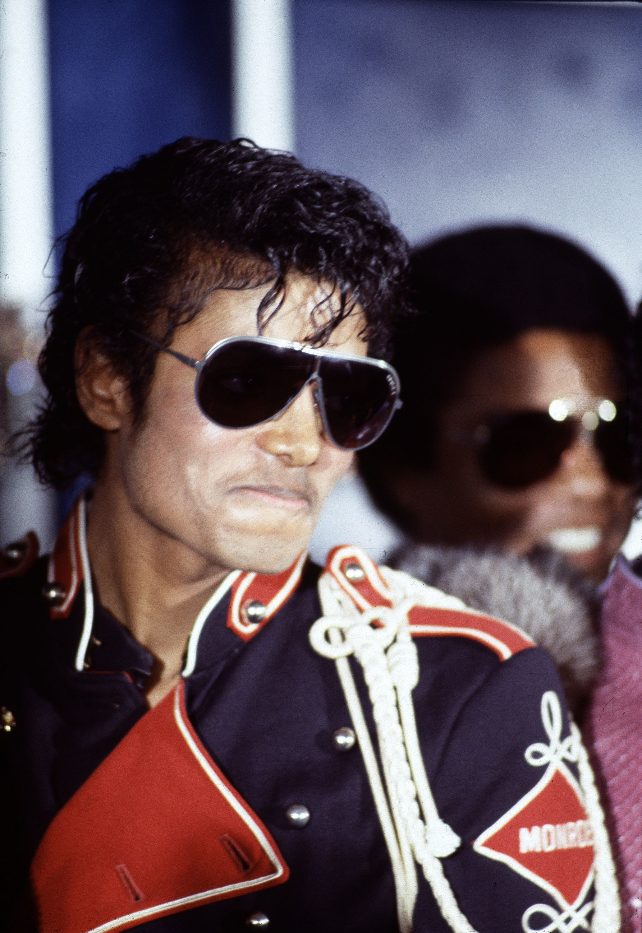 1983 Press Conference Victory Tour