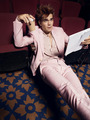 KJ Apa photographed 由 Doug Inglish for GQ Style (2018)