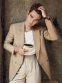 KJ Apa photographed द्वारा Doug Inglish for GQ Style (2018)