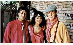 Making Of Say, Say, Say