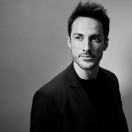 Michael Trevino for the TCA Portrait Studio, 31 Jan. 2019
