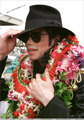 On Tour In Hawaii - michael-jackson photo