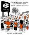 Orlando shootings lgbt important message  - random photo