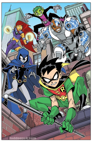 Teen Titans 4eves!!!!!!!!!!!!!!!!!!!!!!!!!!!!!!!!!!