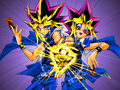 Yugi and Yami Wallpaper b - yu-gi-oh photo