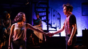 eurydice and orpheus in hadestown at national theatre c helen maybanks h 2018