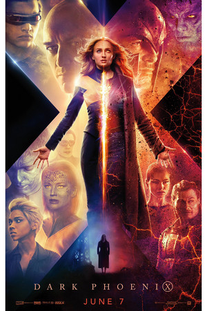 'Dark Phoenix' Promotional Poster