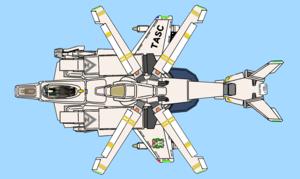 (Desertpink regular Gyrodyne mode) VFH-10 AGAC