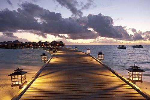 Maldives Обои entitled Halaveli, Maldives