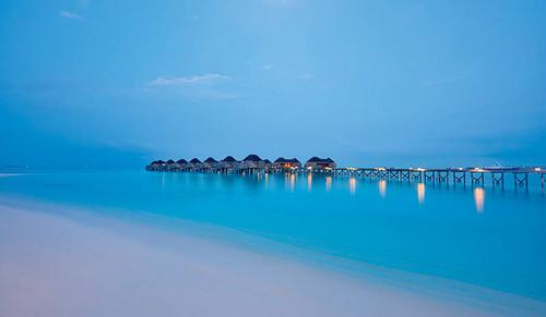 Maldives वॉलपेपर called Halaveli, Maldives
