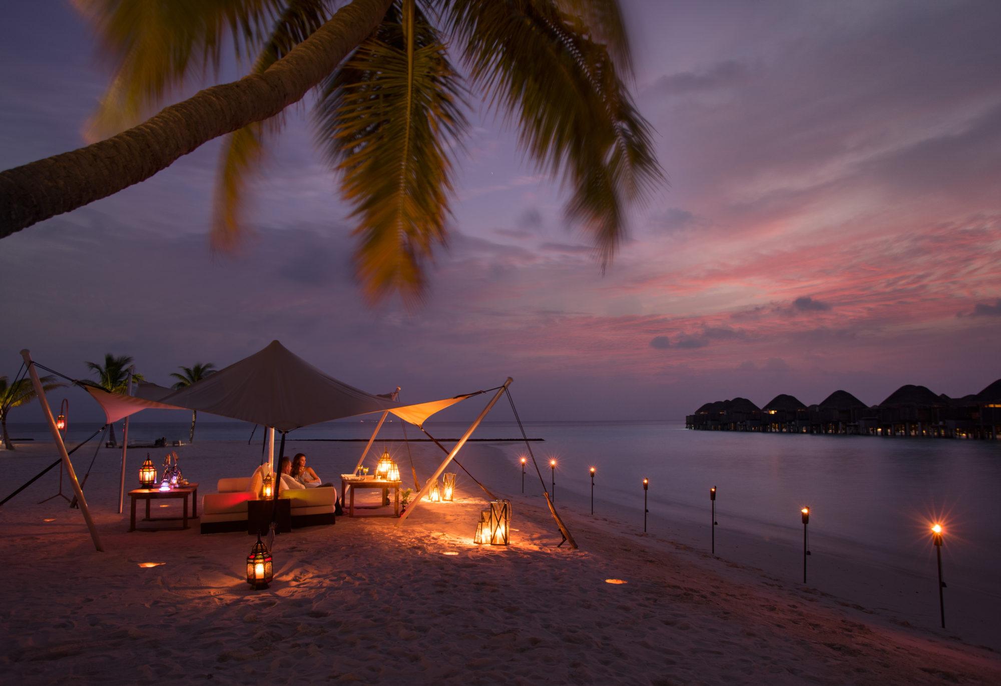Halaveli, Maldives