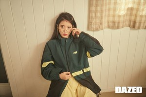 iu for Dazed Korea (March Issue) x New Balance